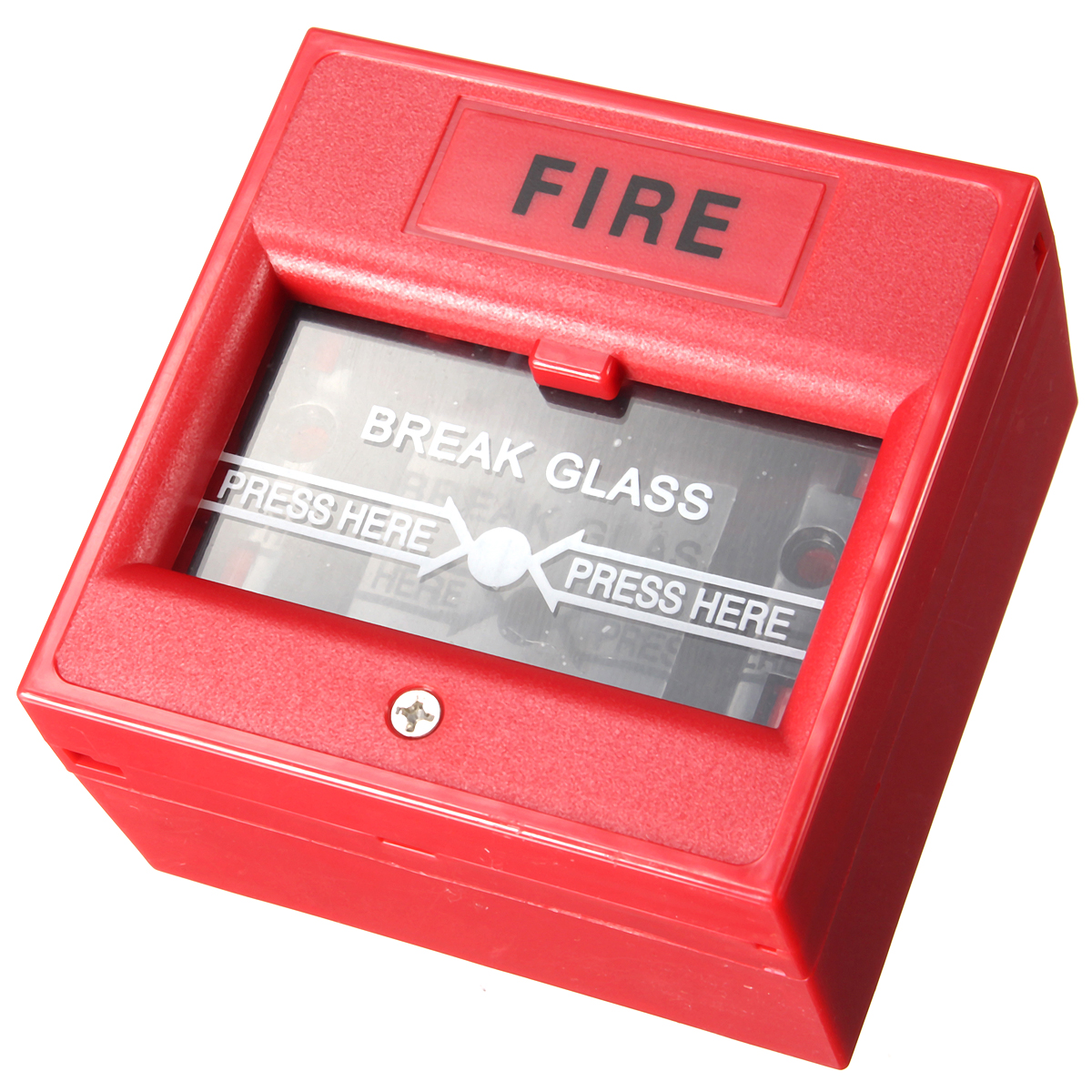 emergency door release fire alarm button call point break