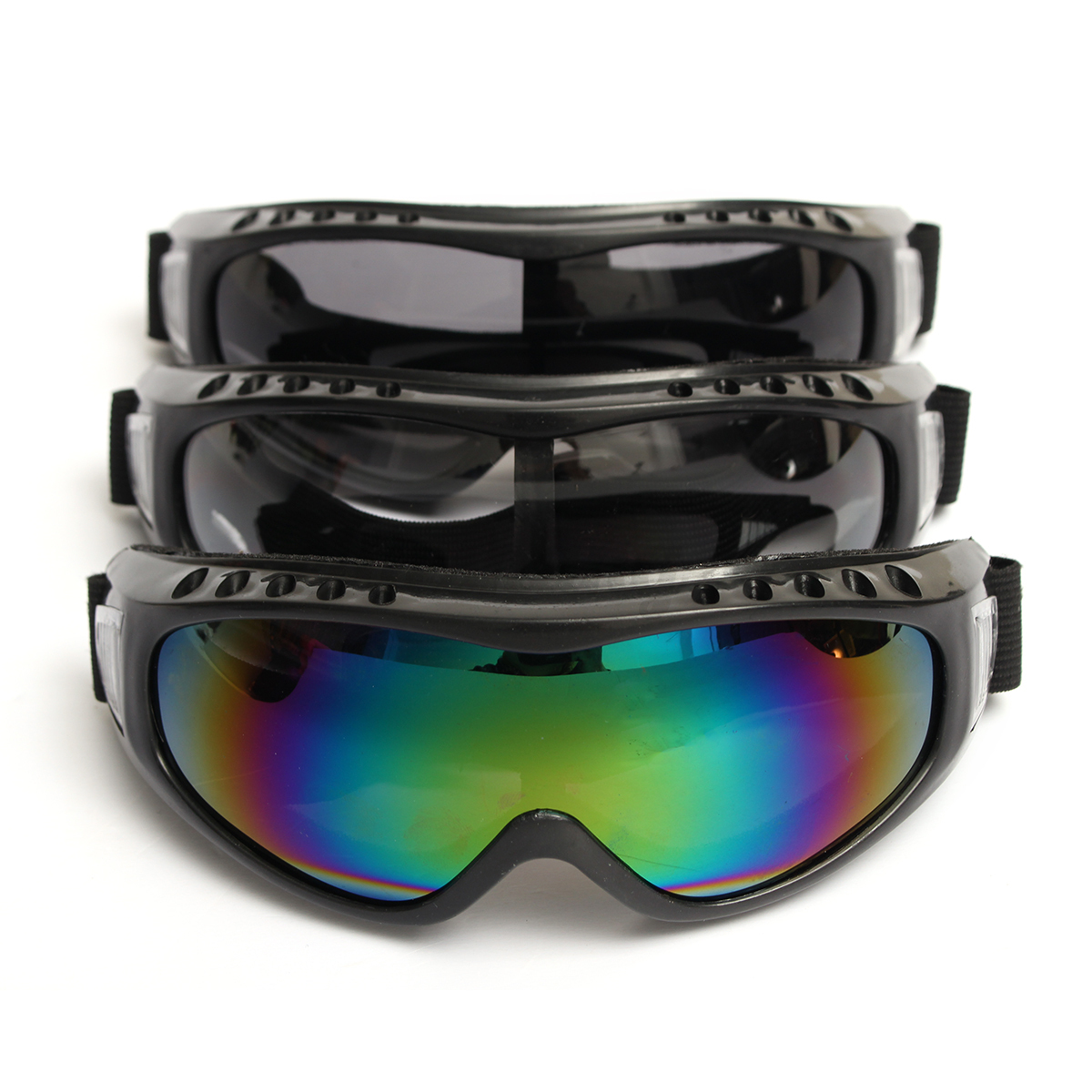 staubdicht snowboard sonnenbrille schneebrille motorrad ski schutz brille uv400 ebay. Black Bedroom Furniture Sets. Home Design Ideas