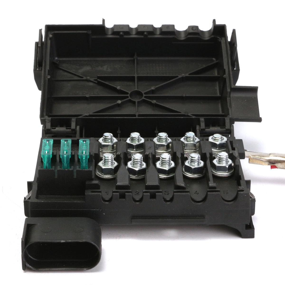 Mk4 Golf Fuse Box Radio : For vw jetta golf mk beetle fuse box battery