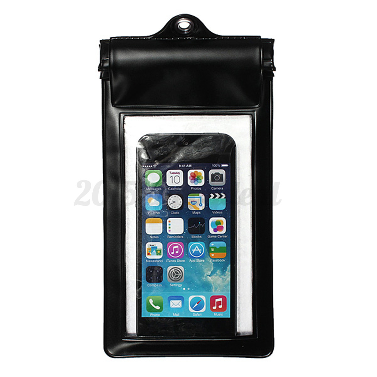 waterproof underwater swim dry pouch bag case cover holder for phone touchscreen ebay. Black Bedroom Furniture Sets. Home Design Ideas