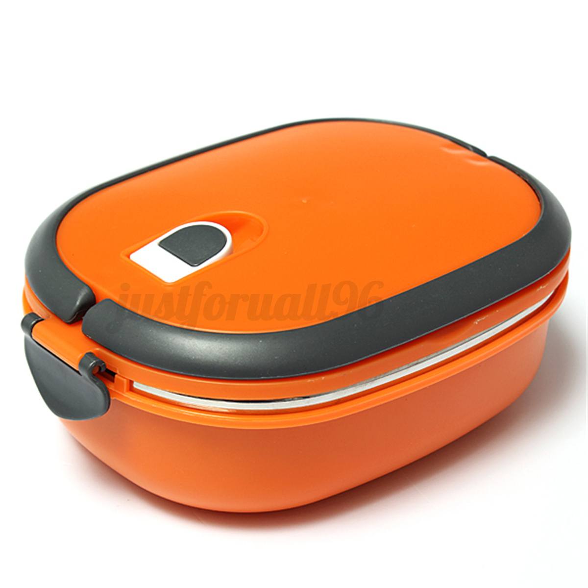 Stainless-Steel-Thermal-Insulated-Lunch-Box-Bento-Food-Picnic-Container thumbnail 13