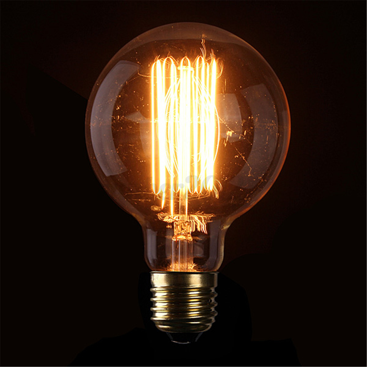 e27 e14 b22 40w 60w bombilla vintage industrial edison luz filamento light bulbs ebay. Black Bedroom Furniture Sets. Home Design Ideas