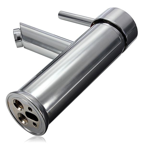 wasserhahn einhebel mischbatterie armatur waschtisch chrome f r bad dusche k che ebay. Black Bedroom Furniture Sets. Home Design Ideas