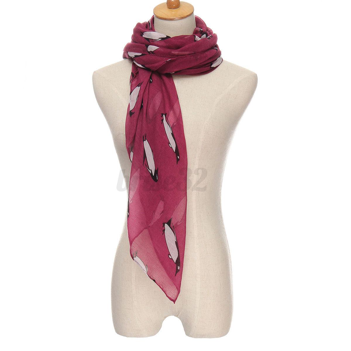 fashion pretty soft chiffon cotton scarf wrap