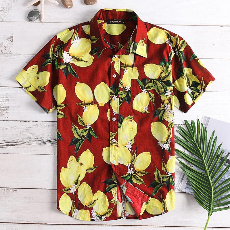 LJYHD Mens Striped Polo Shirt Khaki,XX-Jarge