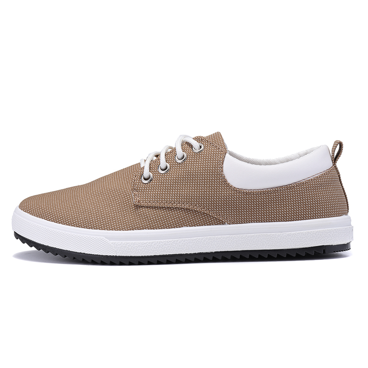 Men-039-s-Canvas-Shoes-Low-Top-Sports-Sneakers-Flat-Breathable-Casual-Outdoor-Walk