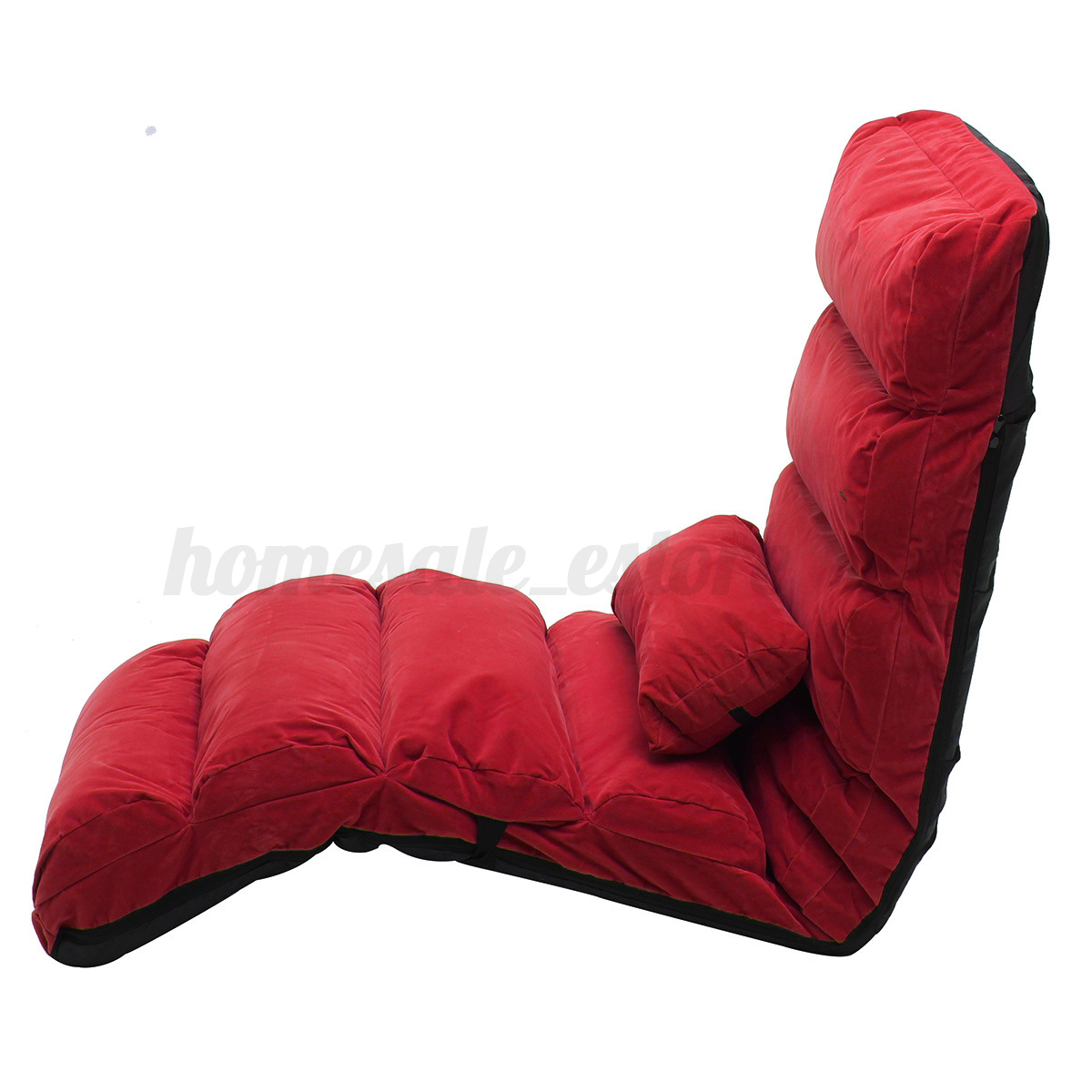 Foldable Chair Recliner Lounge Lazy Sofa Bed Floor