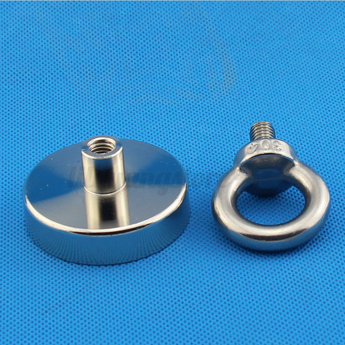 37 60 200kg hook recovery strong magnet fishing diving for Magnet fishing tips