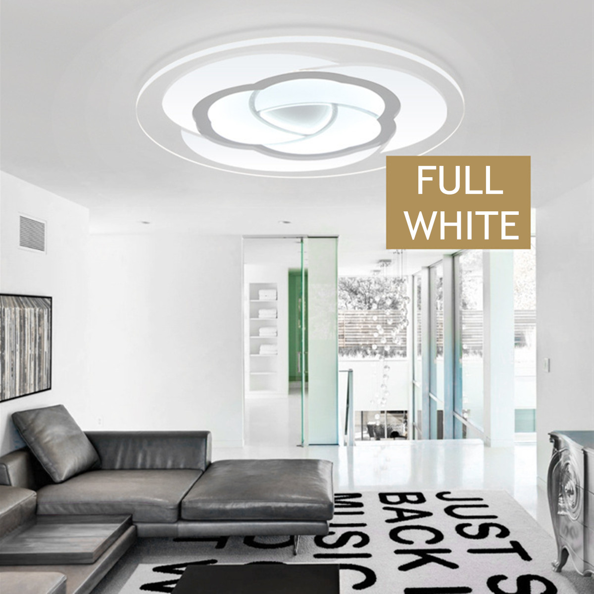 room is difference image white warm what downlight are and lights for light between the blog cool led rooms perfect living