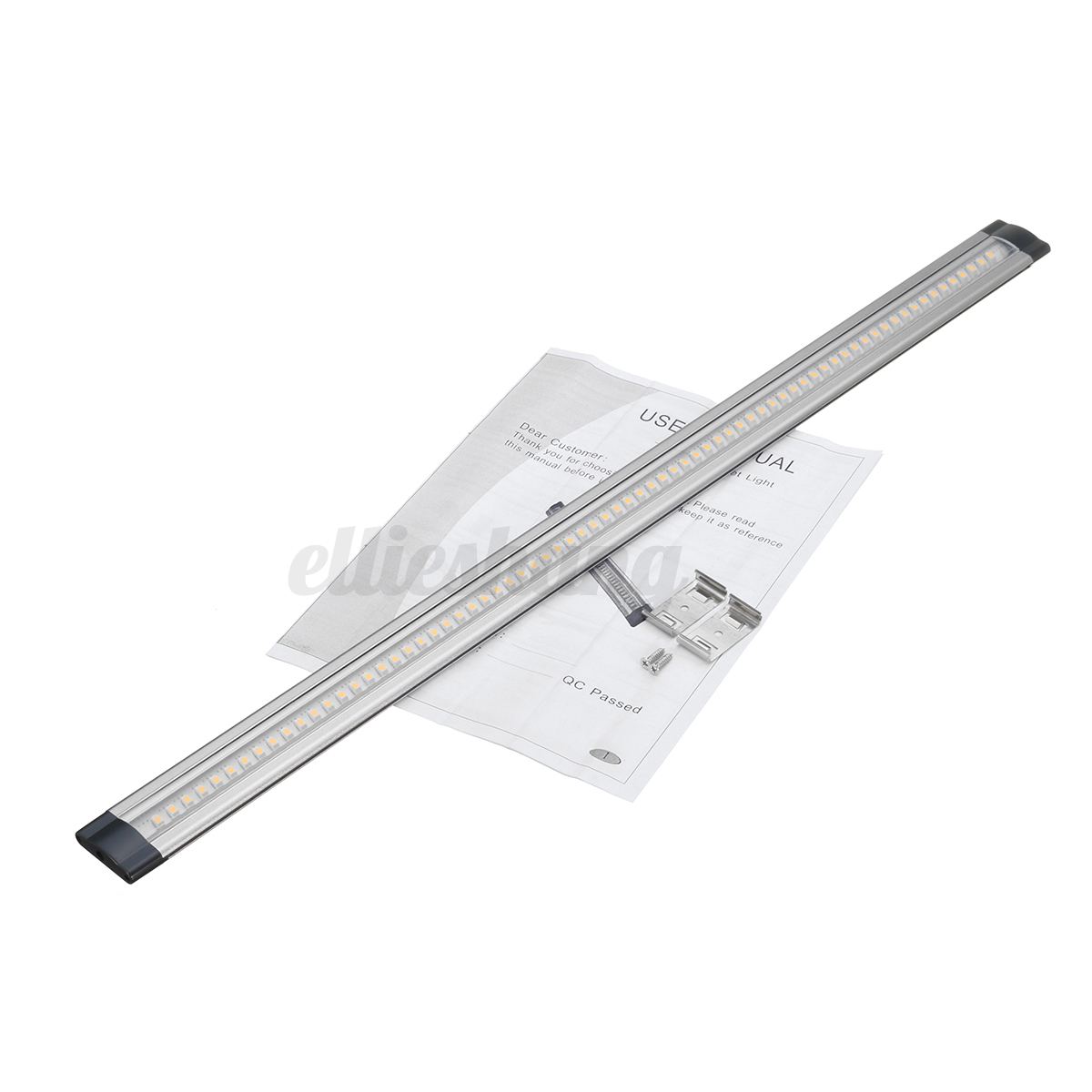 50cm dc 12v led under cabinet cupboard lamp induction for 50cm kitchen cabinets