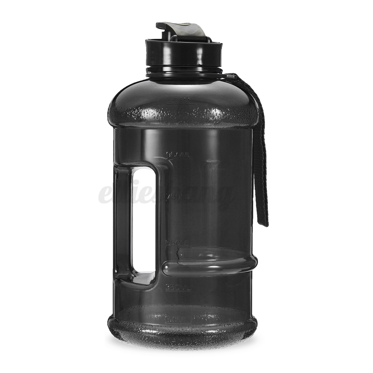 EE/_ 2.2L//1L LARGE BIG DRINK WATER CAP CUP GYM WORKOUT SPORT TRAINING WATER BOTTL