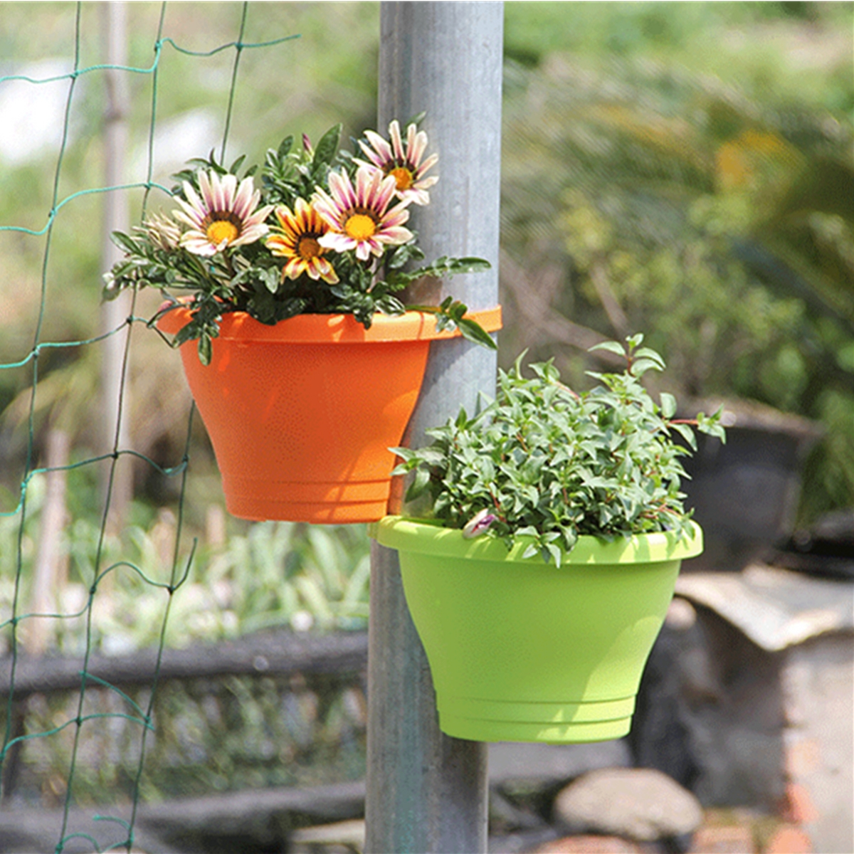 drain step planter ivy reservoir keter stackable amazon pin com set watering