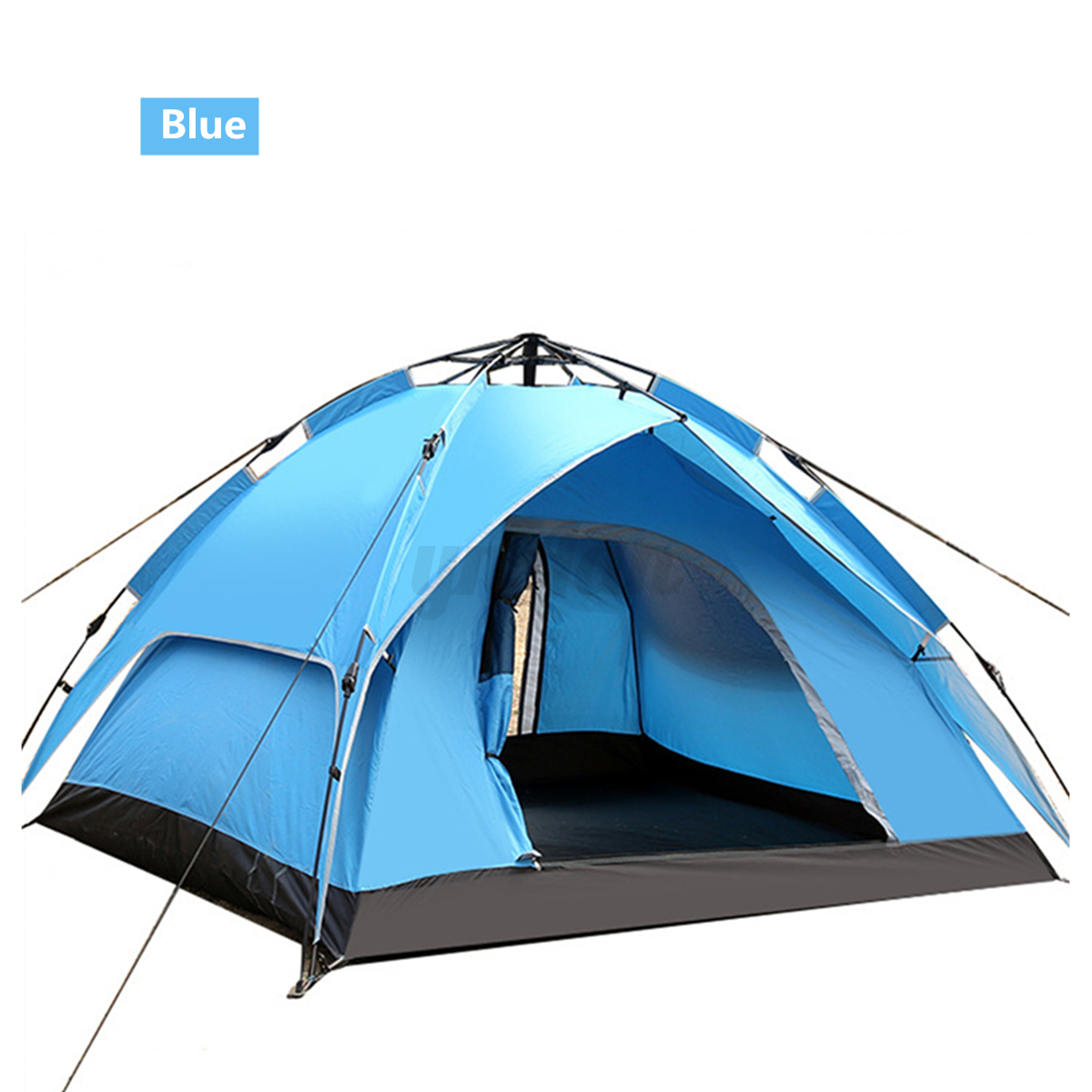 2-4 People People People Waterproof Automatic Outdoor Instant PopUp Family Camping Hiking acb641