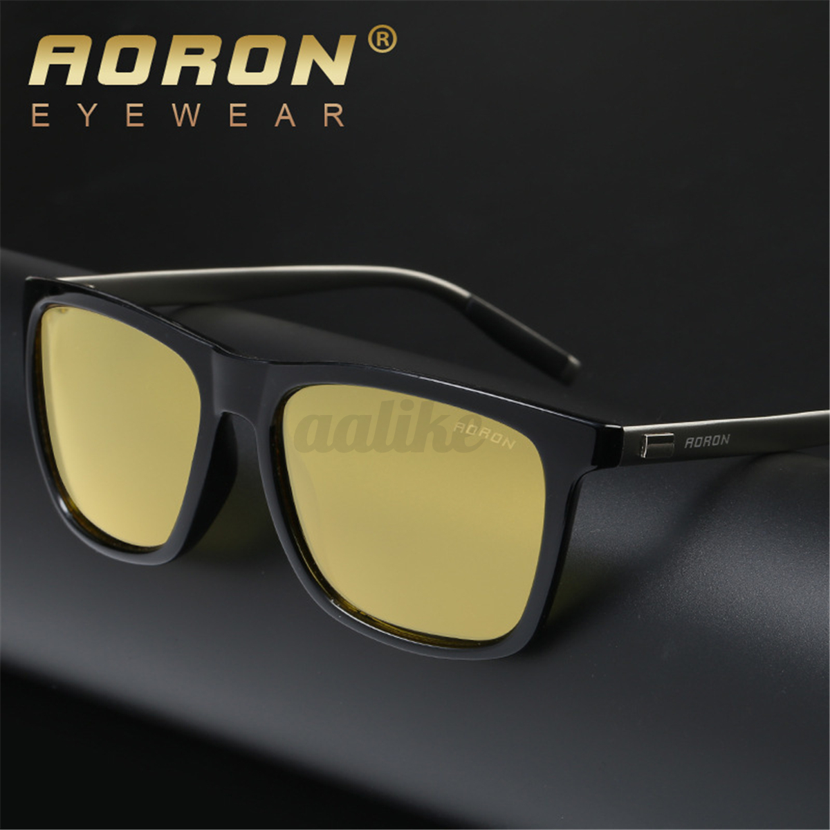 84b3e6c02d6d83 Image is loading Polarized-Aluminium-Men-Driving-Sunglasses-Glasses-Night- Vision-