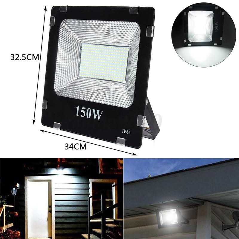 20W-30W-50W-100W-200W-LED-Flood-Spot-Light-Projecteur-Lampe-Landscape-Exterieur