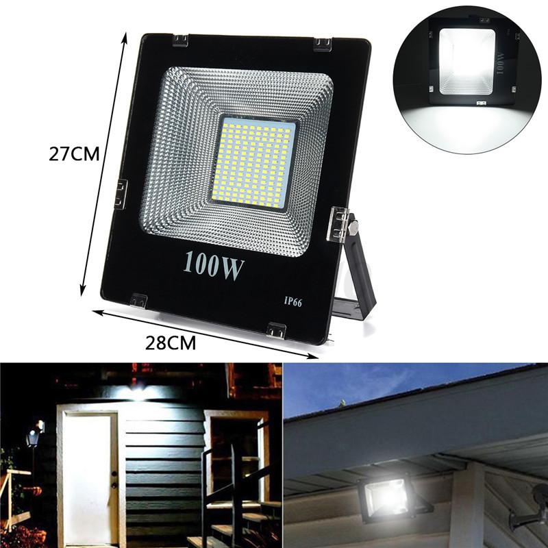 20w 30w 50w 100w 200w led flood spot light projecteur. Black Bedroom Furniture Sets. Home Design Ideas
