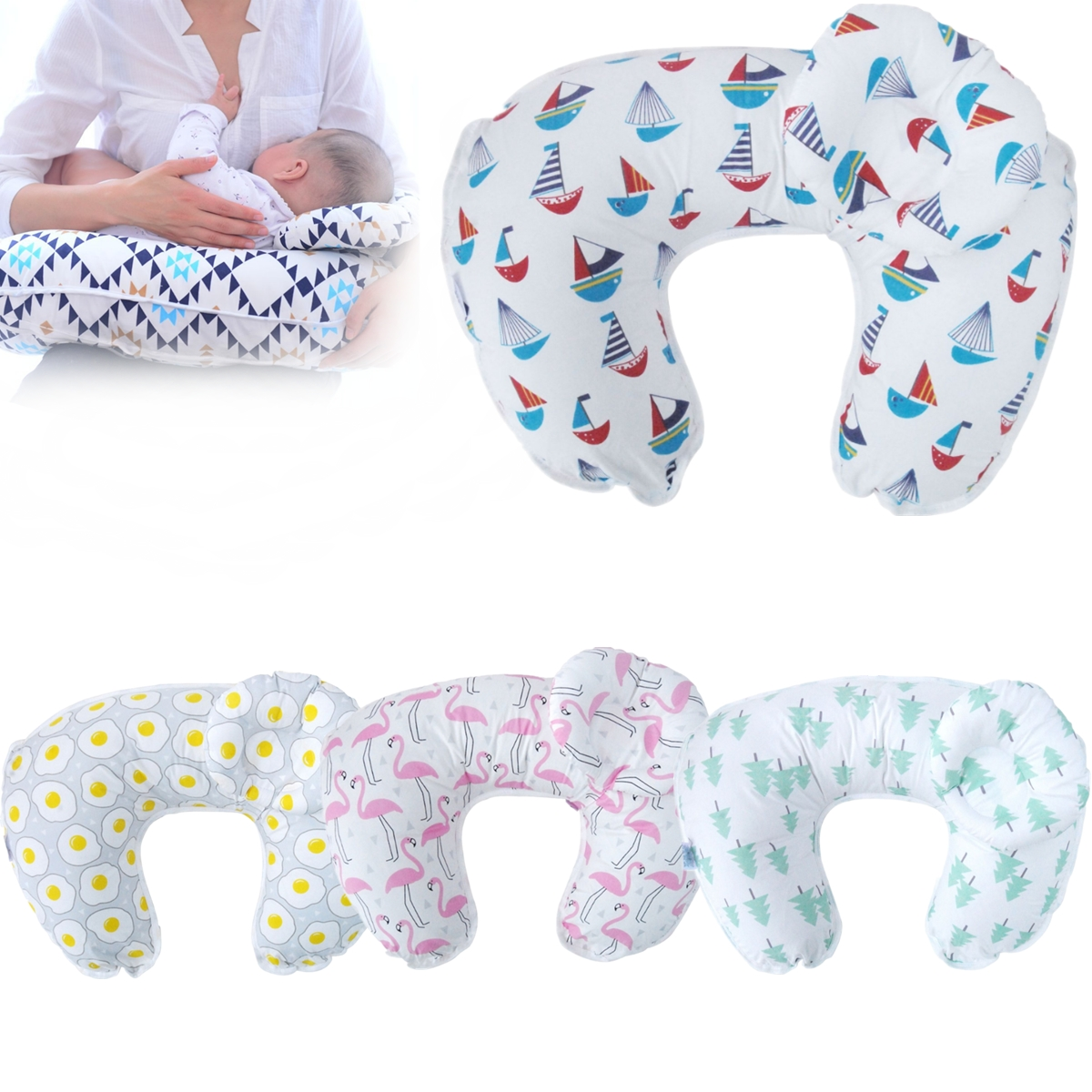 neck headrest straps baby pillow pad head protection with toddler itm d