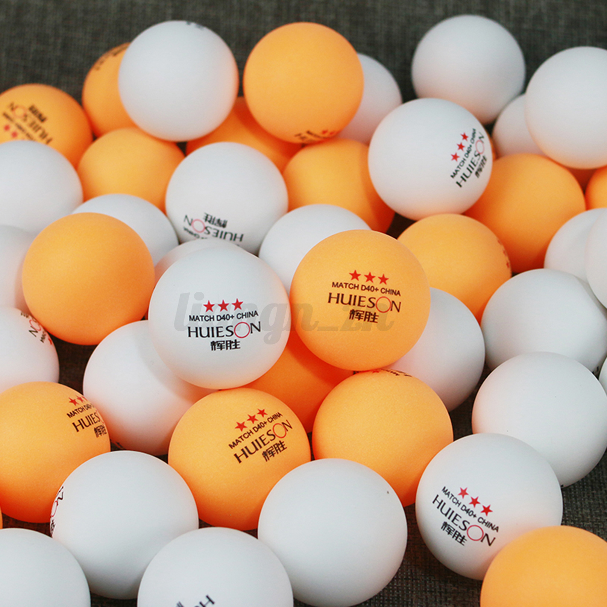 100pcs 3 stars 40mm olympic table tennis balls ping pong for 100 table tennis balls