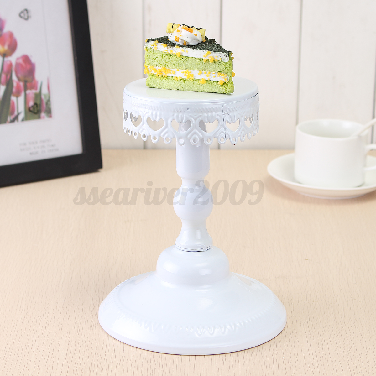 Inch Vintage Cake Stand