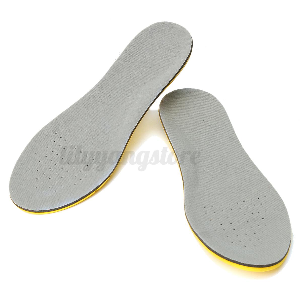 Memory Foam Running Shoe Insoles