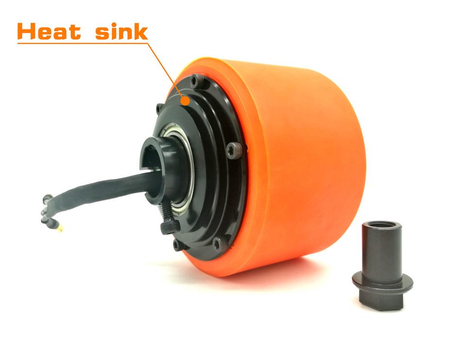 1200w motor nabenmotor antrieb f r elektro e skateboard. Black Bedroom Furniture Sets. Home Design Ideas