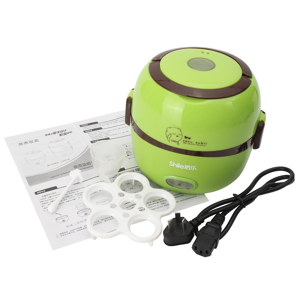 lifepro electric lunch box manual