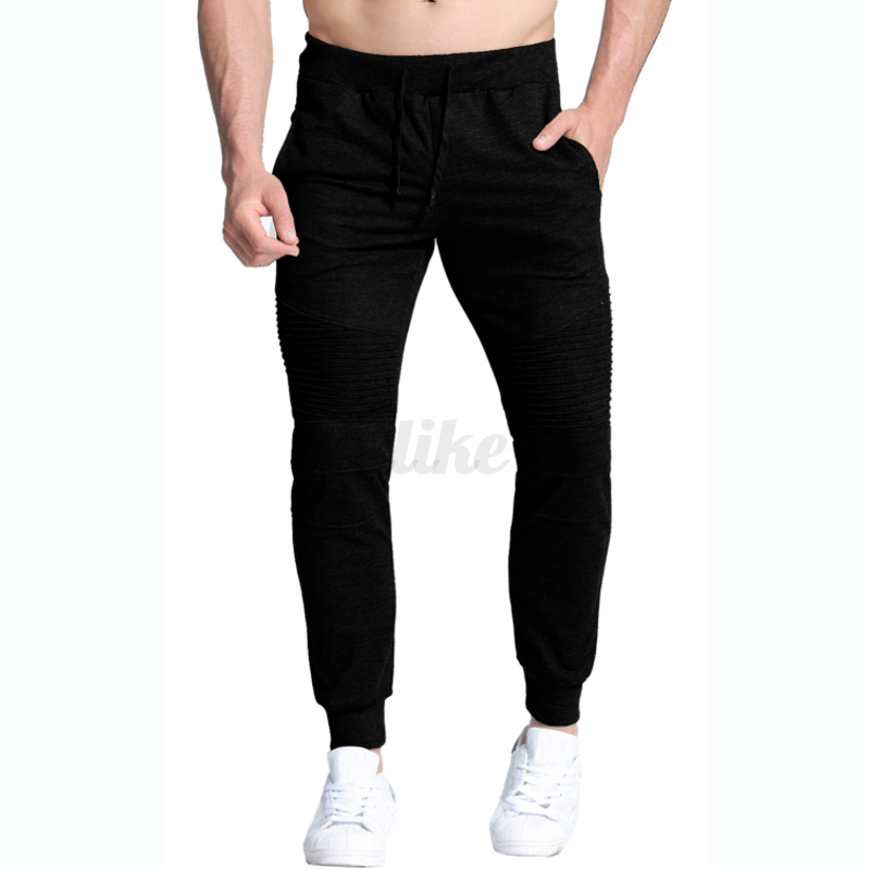 Homme-Pantalon-Dancing-Sports-Fitness-Survetement-Jogging-Slim-Jogger-Sweatpants