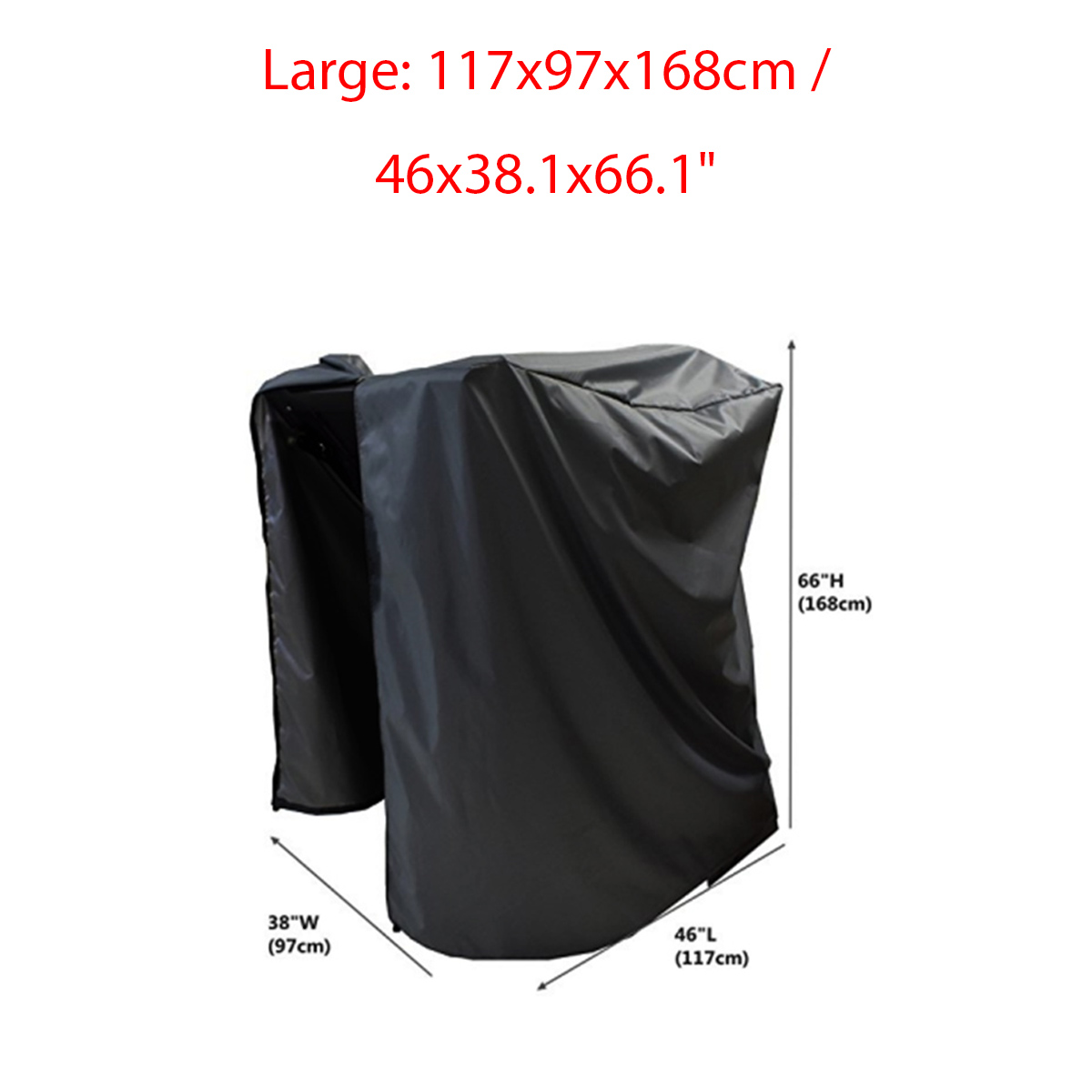 2-Sizes-Treadmill-Cover-Folding-Running-Machine-Protective-Dust-Cover-Waterproof