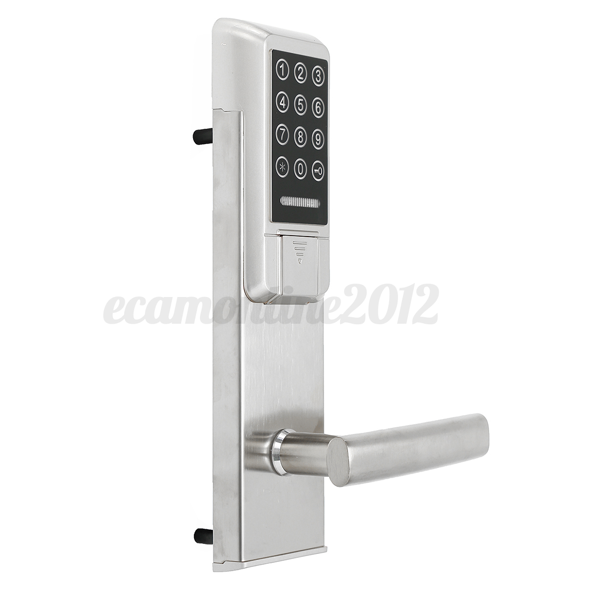 password door china satin stainless steel electronic
