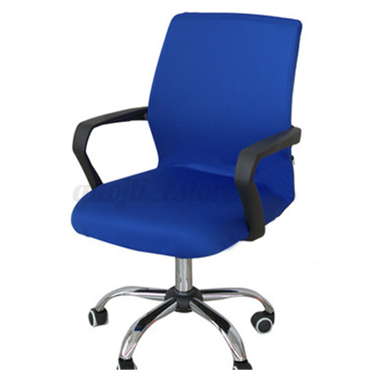 Swivel Computer Chair Cover Stretch Office Spandex ...