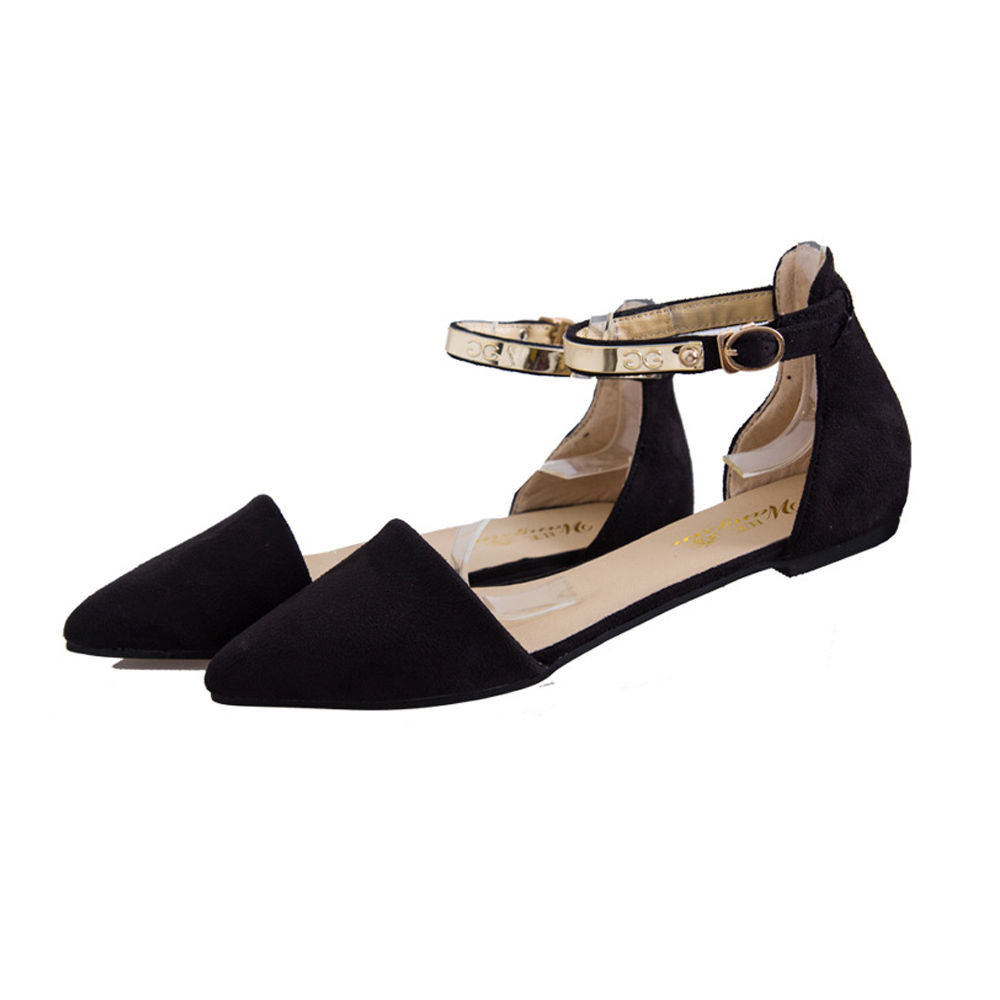 Pointed Flat Shoes Ebay