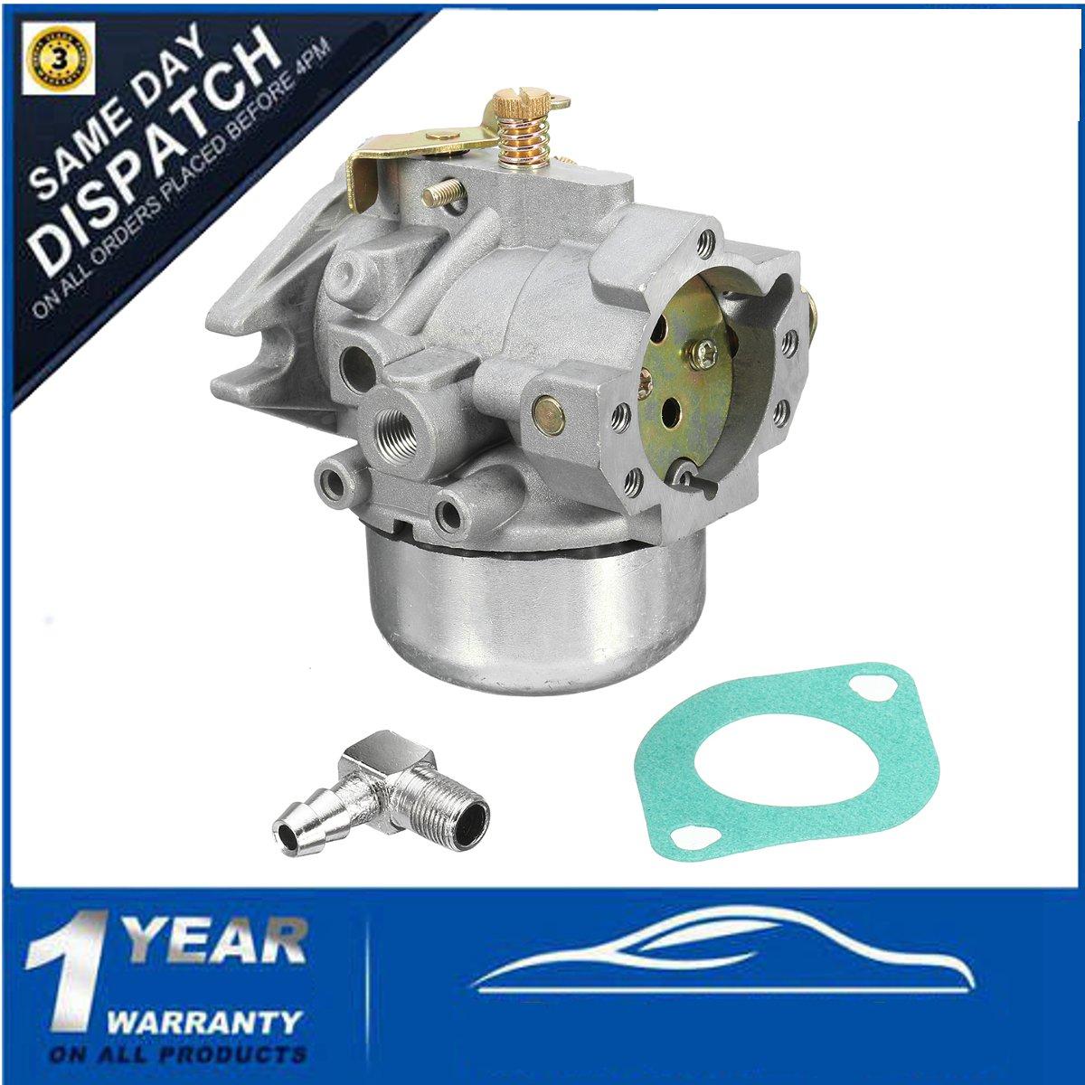 Vergaser Carburetor Carb with Gasket fit Kohler KT17 KT19 M18 M20 MV18 MV20