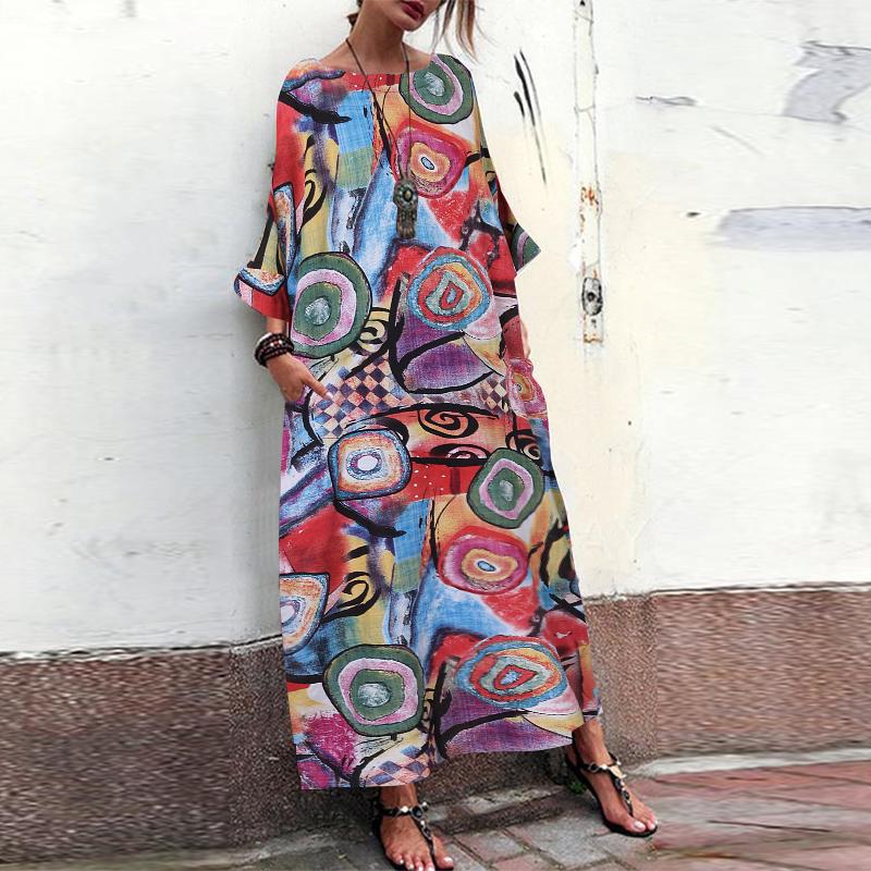 style pantry maxi shirt dress