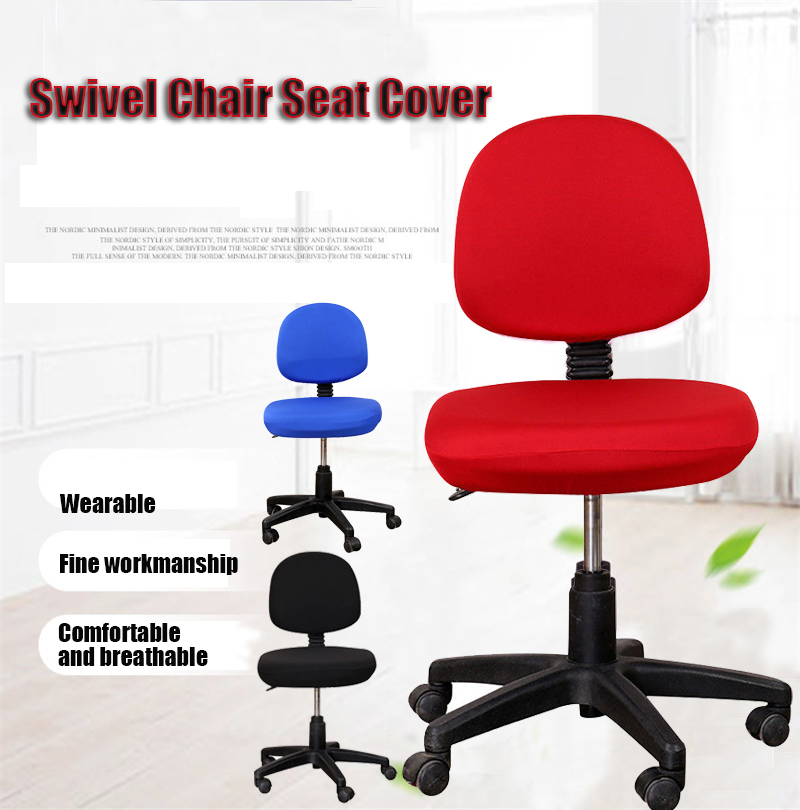 Wondrous Details About Office Computer Swivel Chair Seat Protector Cover Case With Headrest Covers Ibusinesslaw Wood Chair Design Ideas Ibusinesslaworg