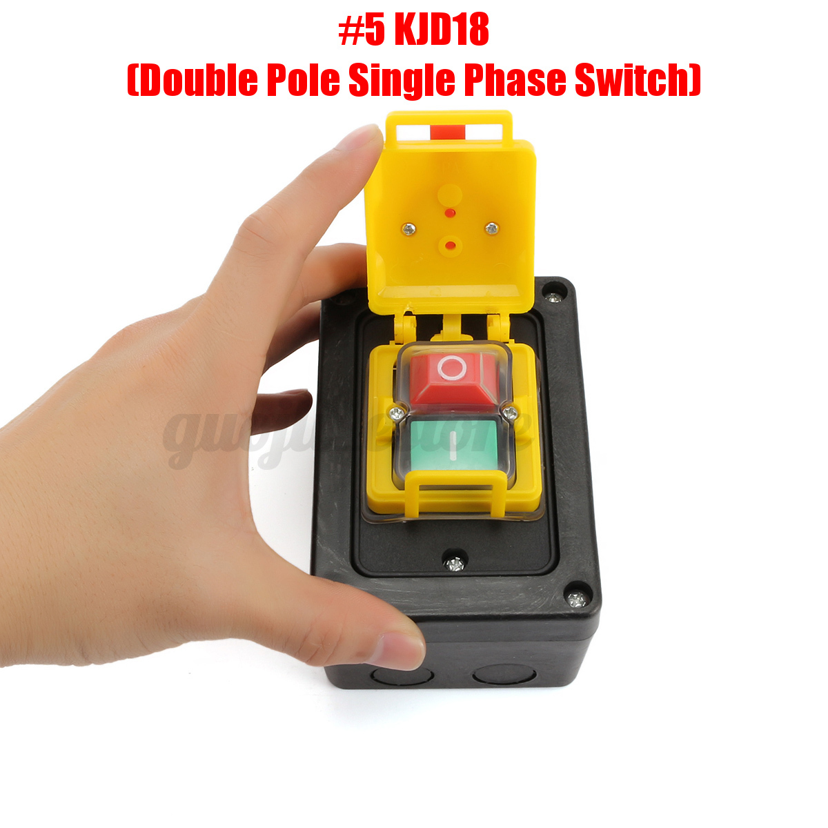 10 Type Release Emergency Stop Electrical Switch for ...