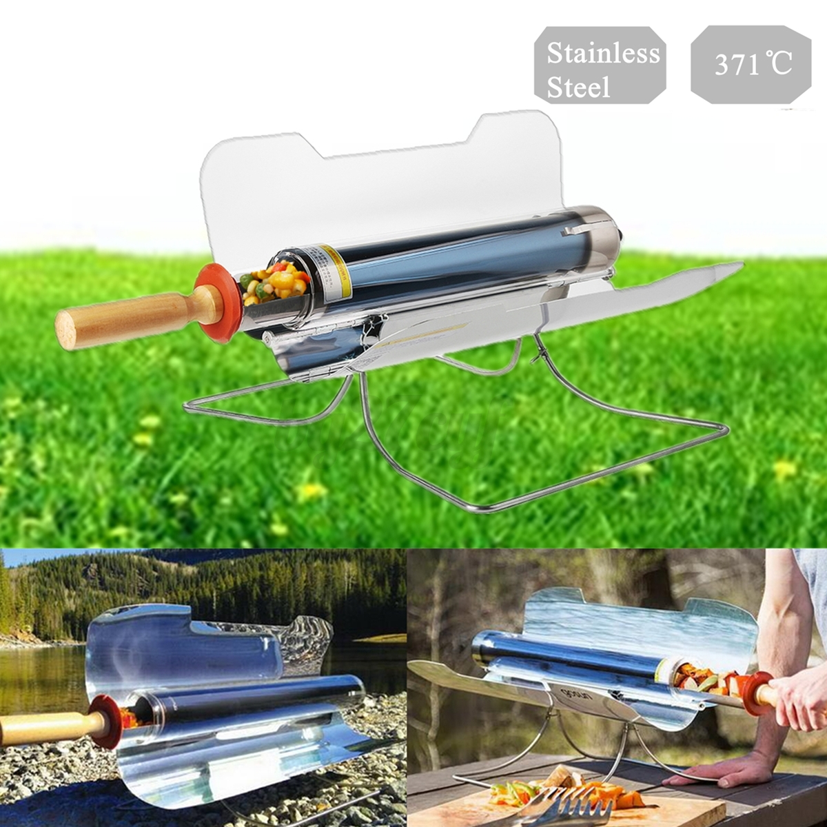 """factors of solar cooker Solar cooking is often considered """"a solution looking for a problem""""  a variety  of factors influence solar cooker use rates, which in turn determine impacts."""