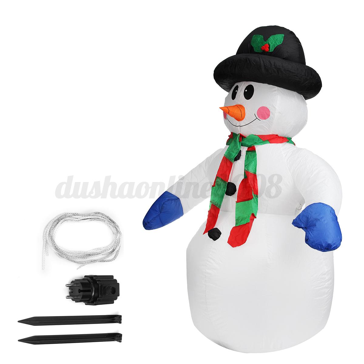 1 2m 1 6m gonflable jouet pingouin no l bonhomme de neige for Jouet exterieur 1 an