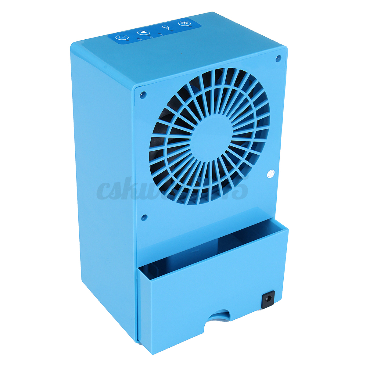 Hvac Cooling Fan : Portable handheld mini air conditioning speed spray