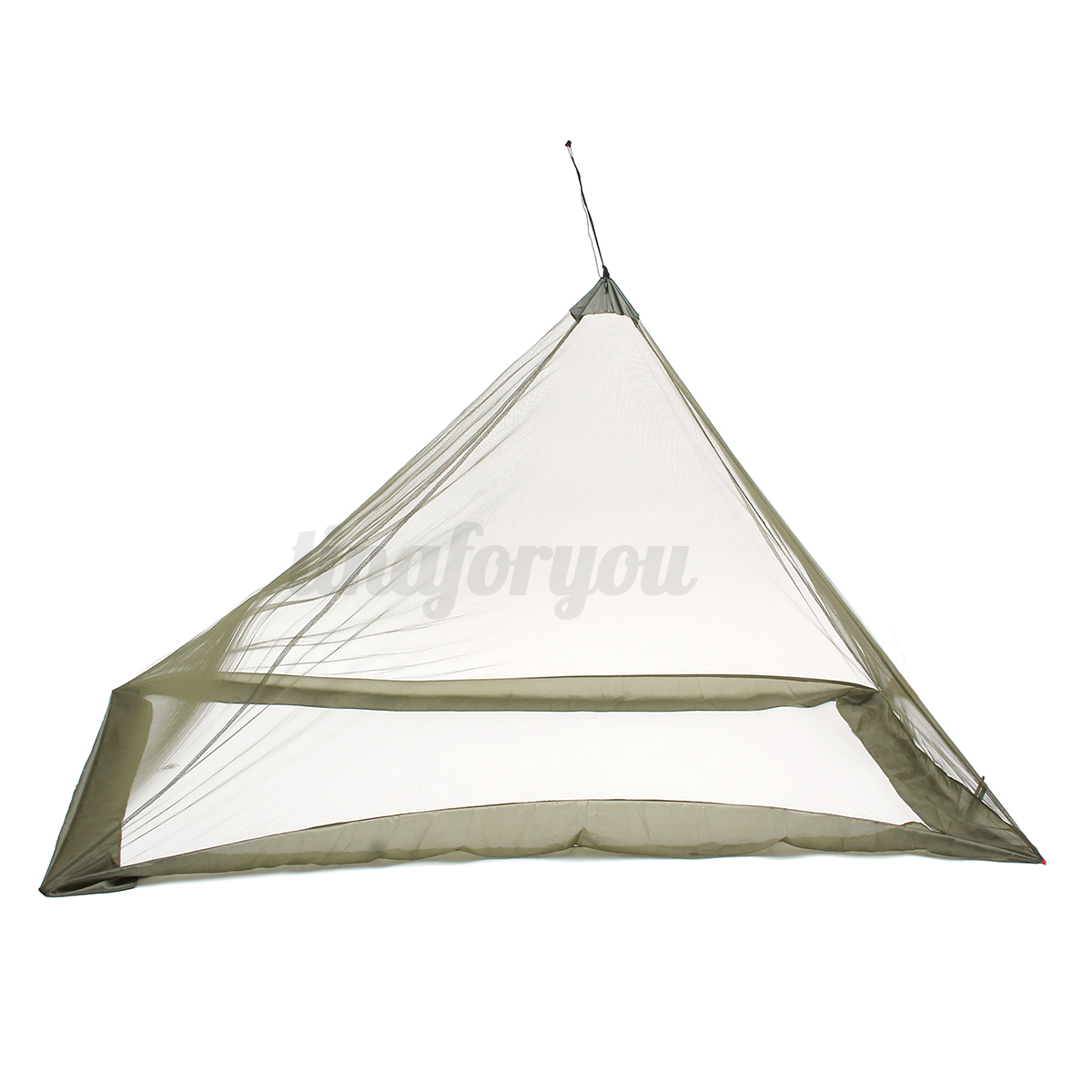 Lightweight compact tent mosquito mesh net canopy for for Single bed tent canopy
