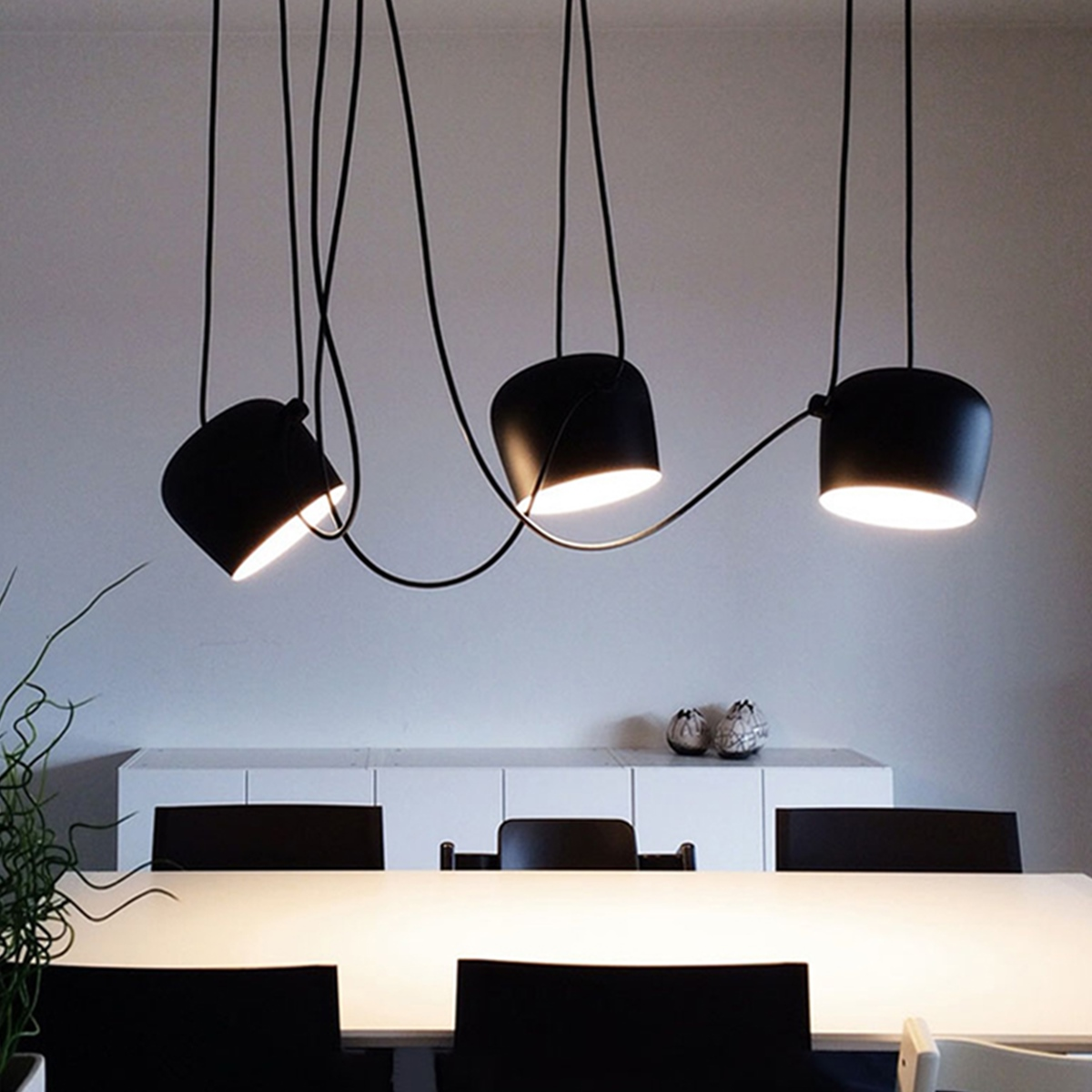 Details About Modern Aim Style 1 3 Light Replica Suspension Lighting Lamp Home Office Decor