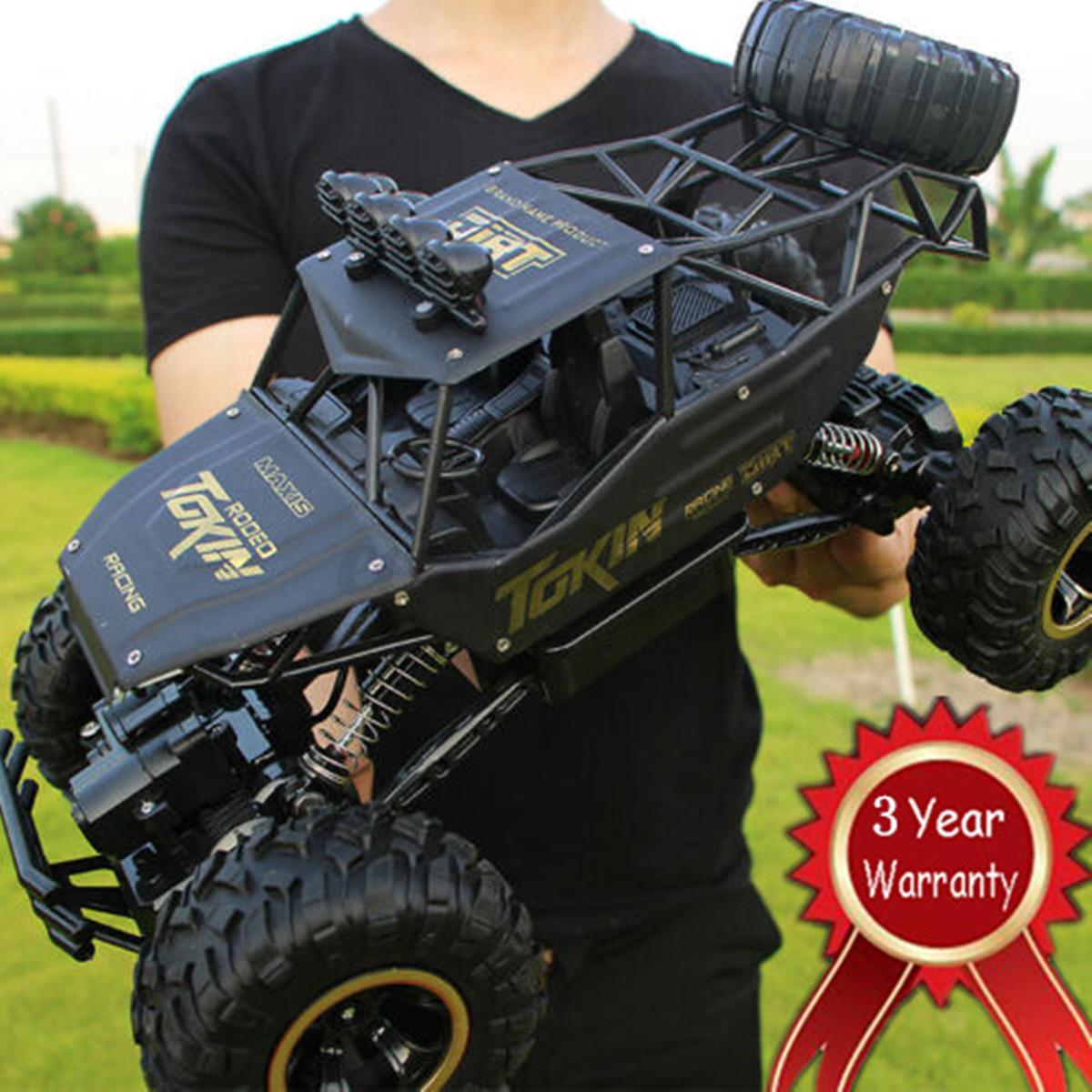 4wd 2 4g rc monster truck off