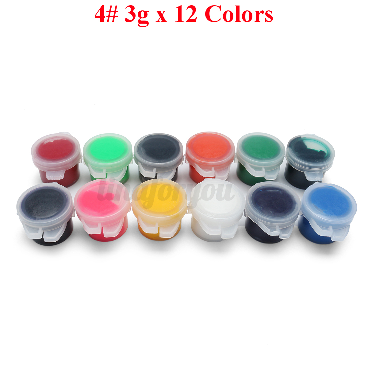 Epoxy UV Resin Coloring Dye Colorant Pigment Mix DIY Art Crafts Mix ...