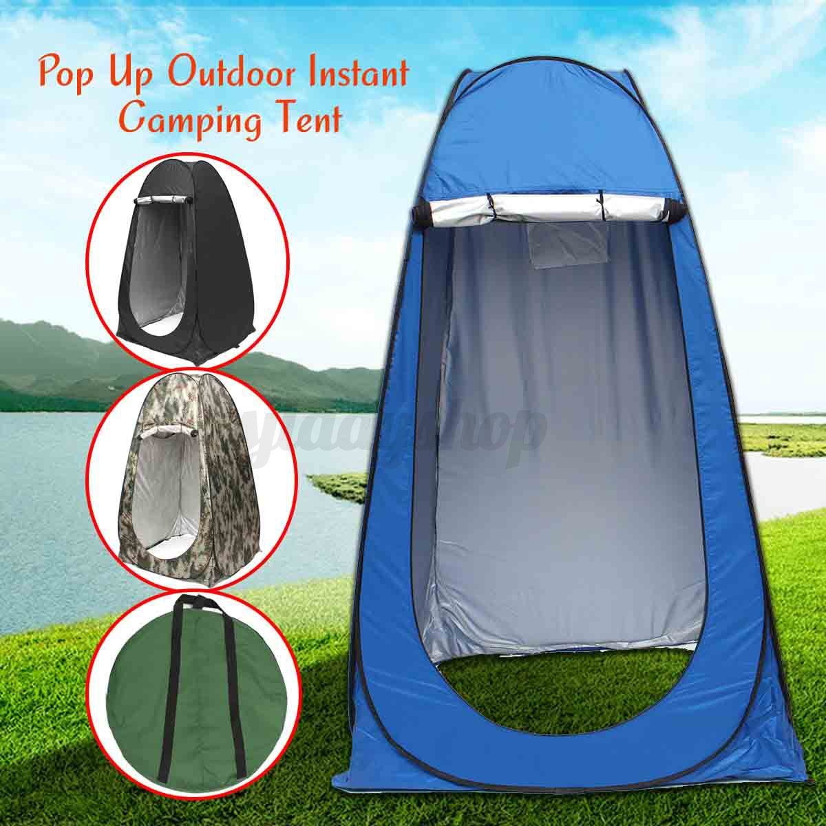 Image is loading Pop-Up-Portable-Privacy-Changing-Dressing-Room-Tent-  sc 1 st  eBay & Pop Up Portable Privacy Changing Dressing Room Tent Toilet Beach ...