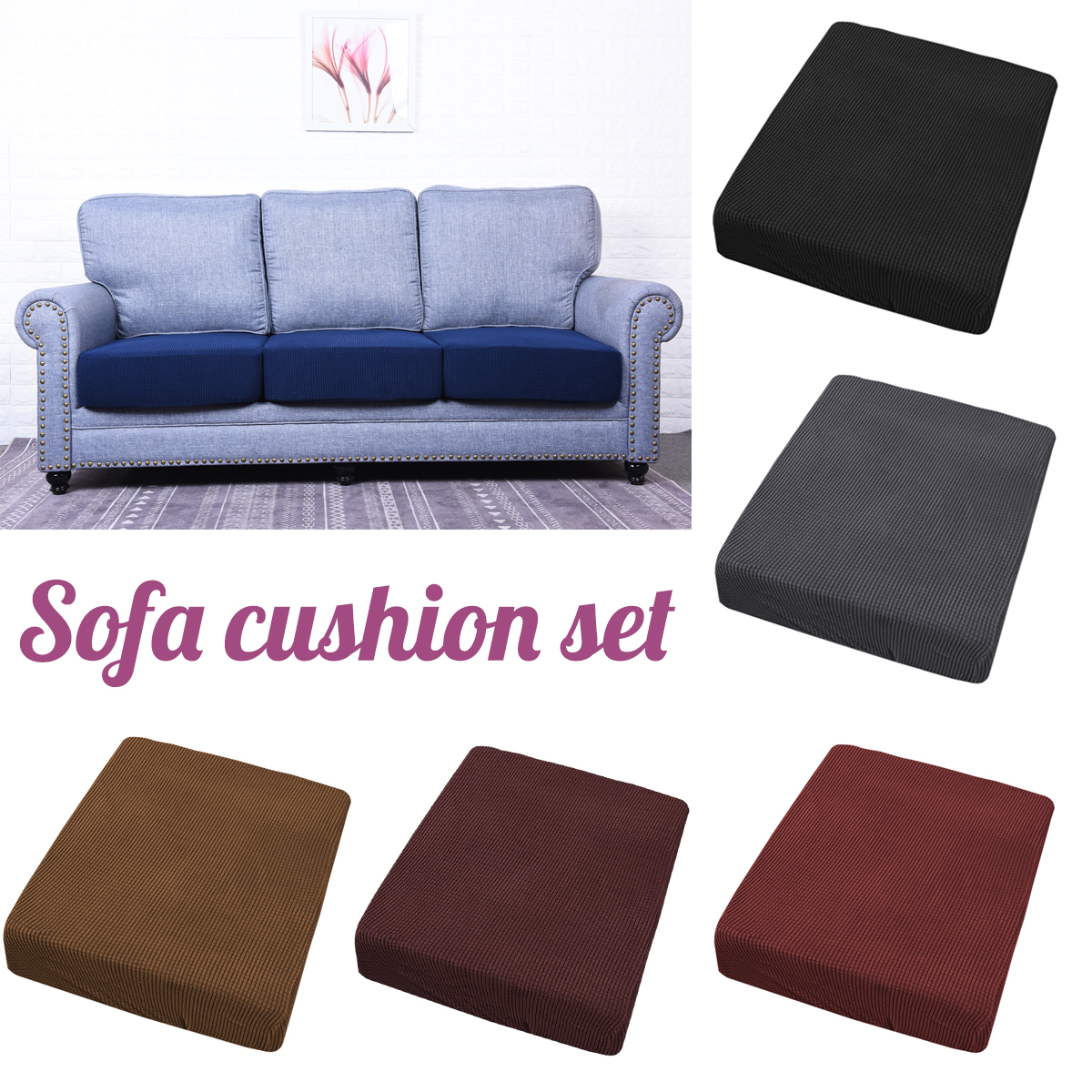 1 4 Seats Replacement Settee Sofa Seat