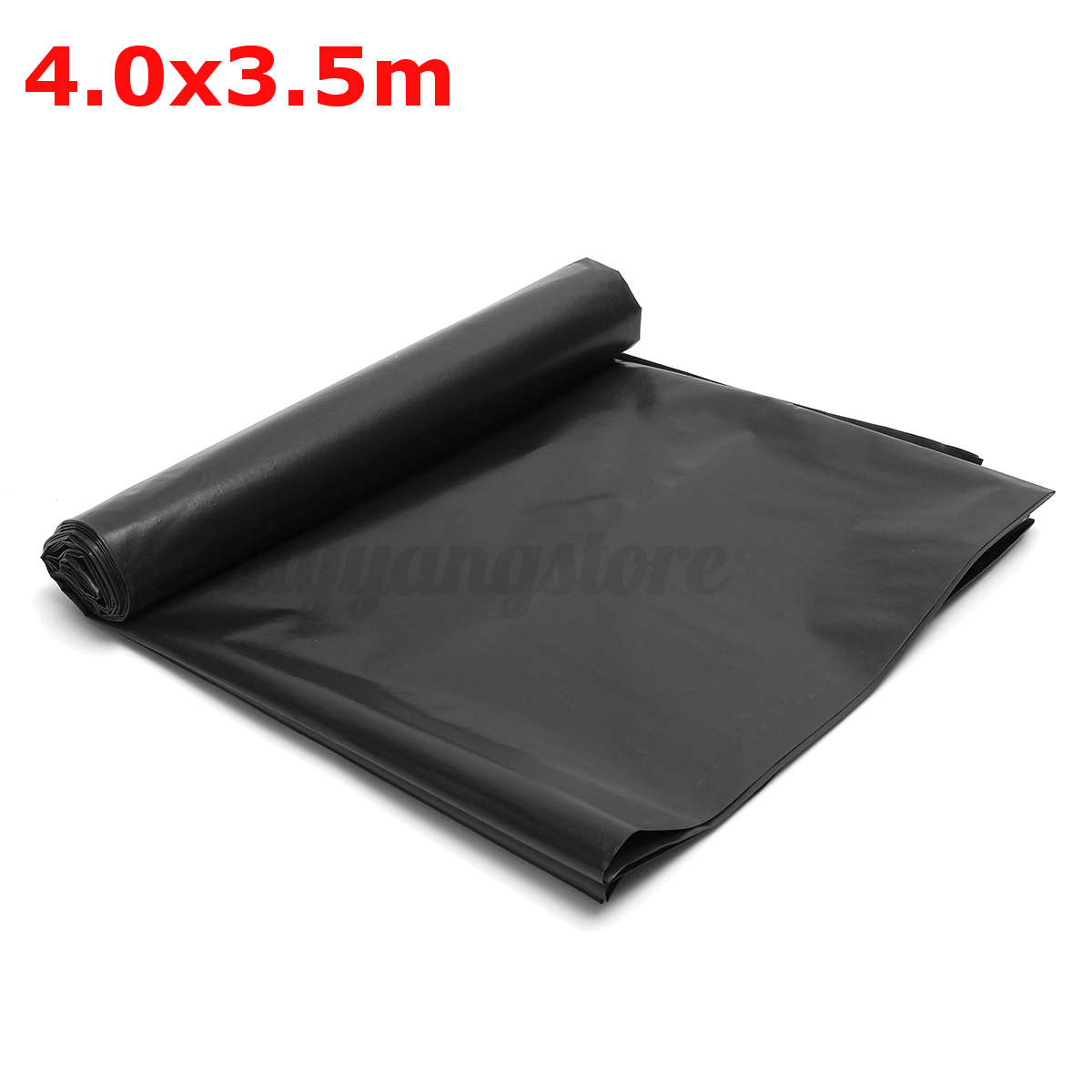 Durable fish pond liners reinforced hdpe membrane garden for Garden pool liners uk