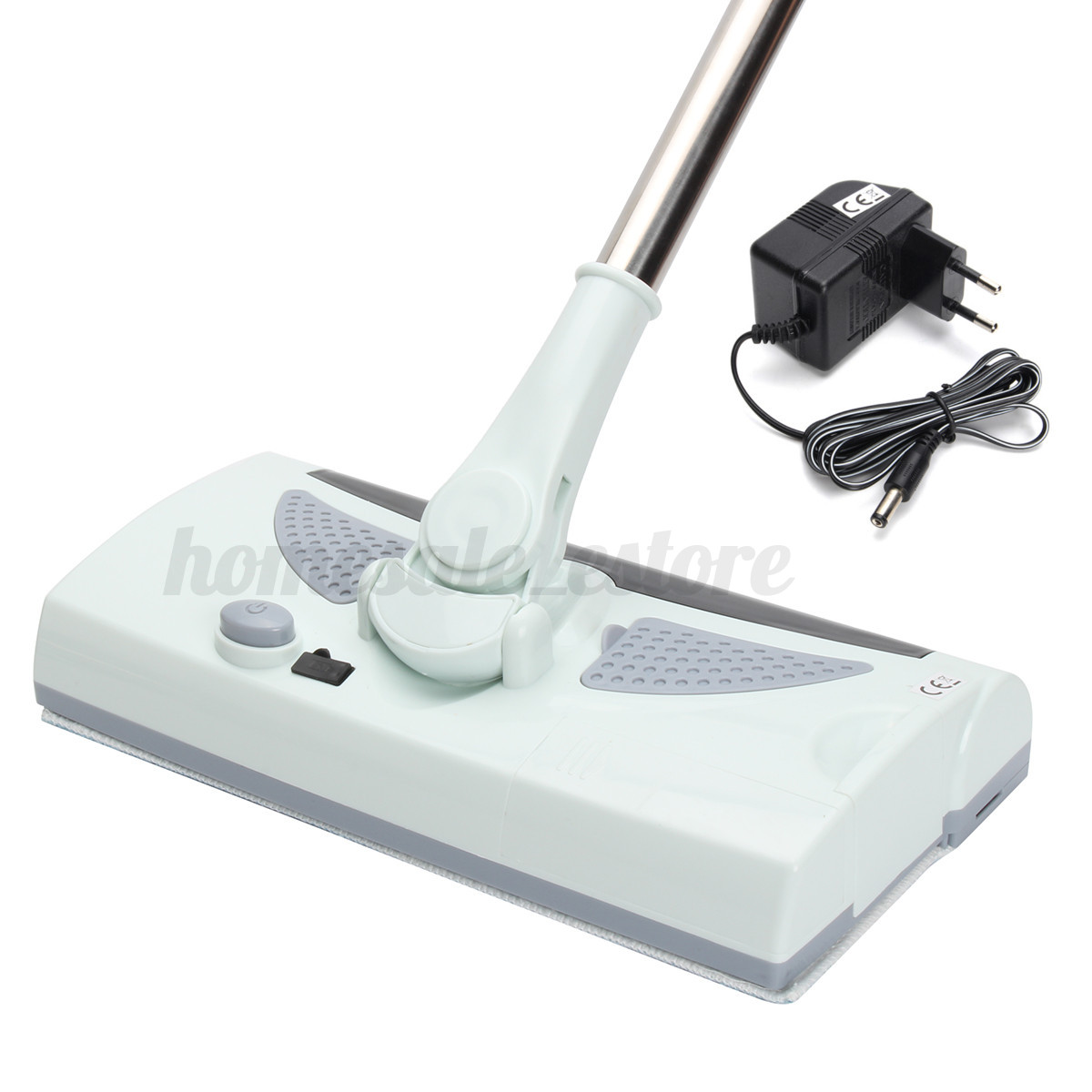 Automatic Hand Push Sweeper 360 176 Spin Broom Household