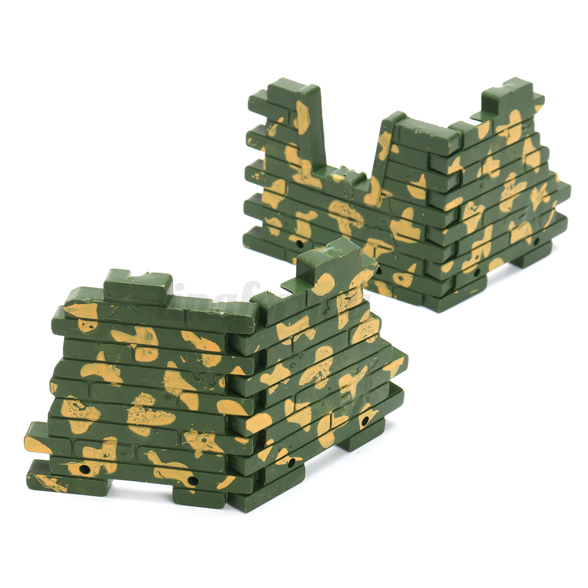 238PCS-Military-Plastic-Soldiers-Army-Men-Figures-Tanks-Accessories-Play-Set-Toy thumbnail 6