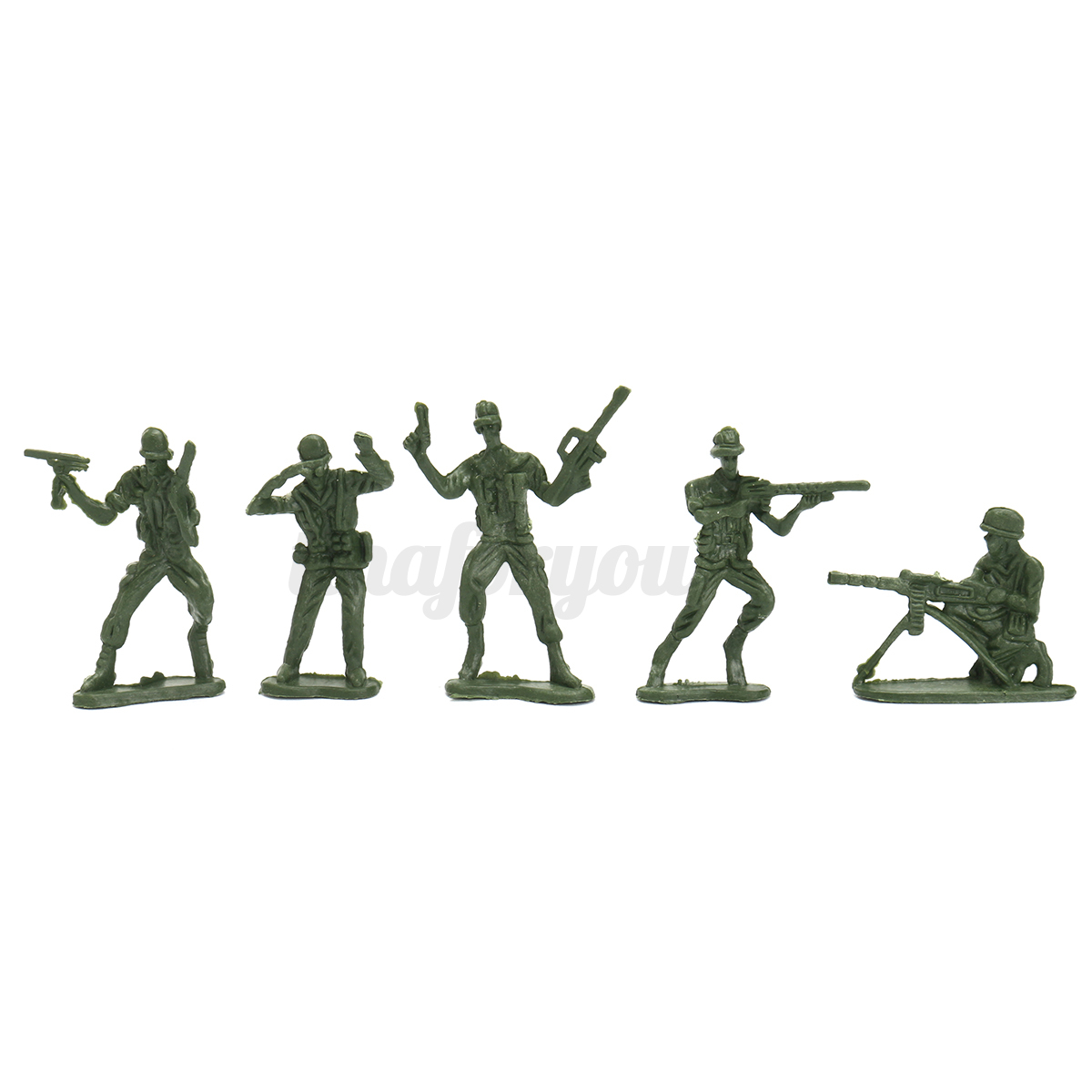 238PCS-Military-Plastic-Soldiers-Army-Men-Figures-Tanks-Accessories-Play-Set-Toy thumbnail 3