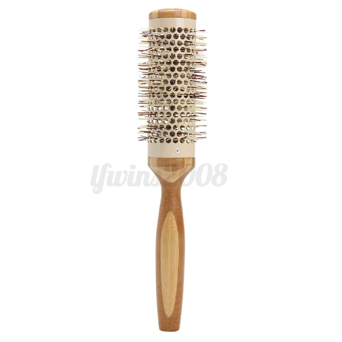 aluminum bois brosse ronde brushing fer peigne cheveux boucle antistatique ebay. Black Bedroom Furniture Sets. Home Design Ideas
