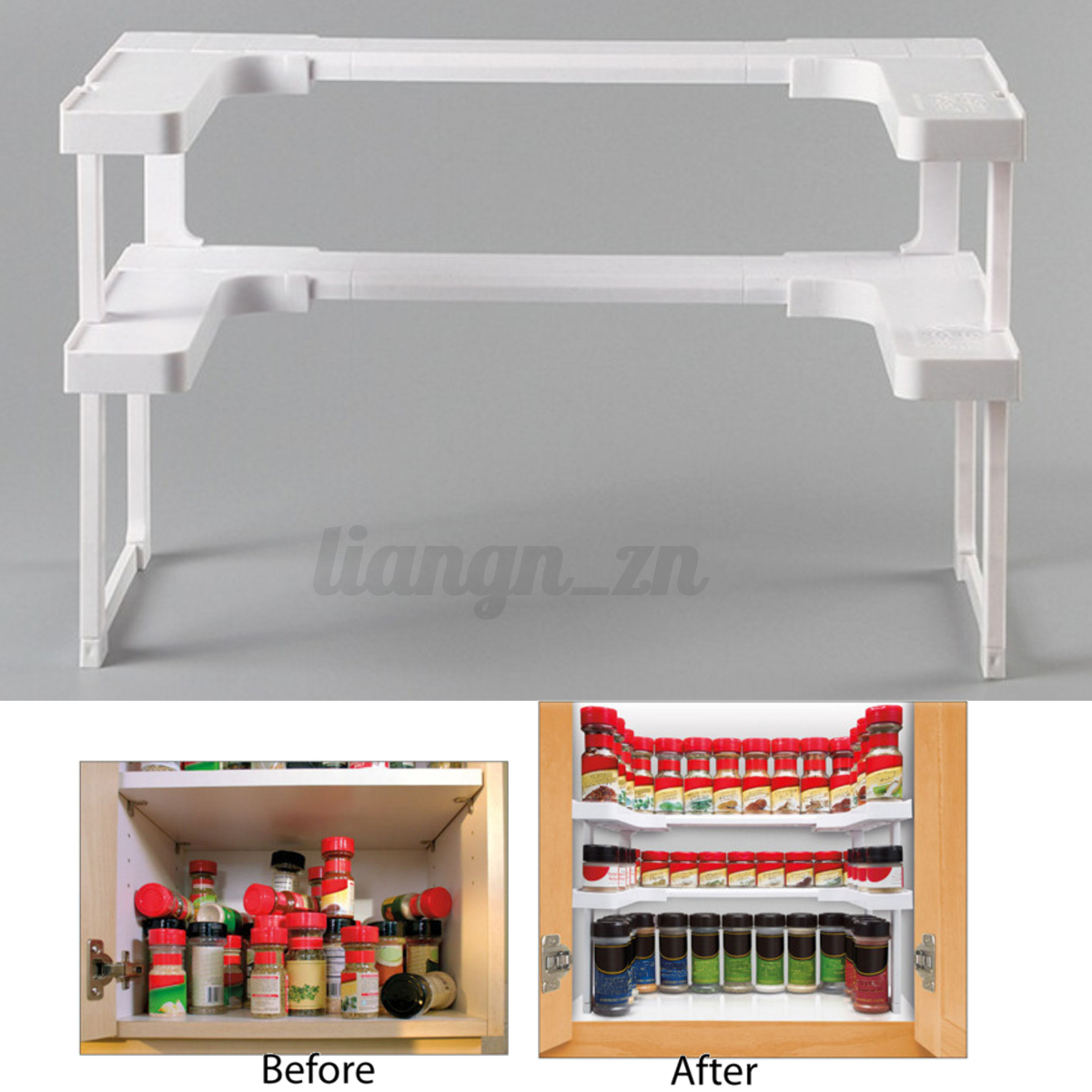 tag re pices rangement organisateur support bouteille cuisine caf placard ebay. Black Bedroom Furniture Sets. Home Design Ideas